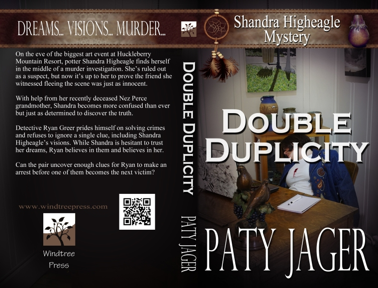 Double Duplicity Print Cover