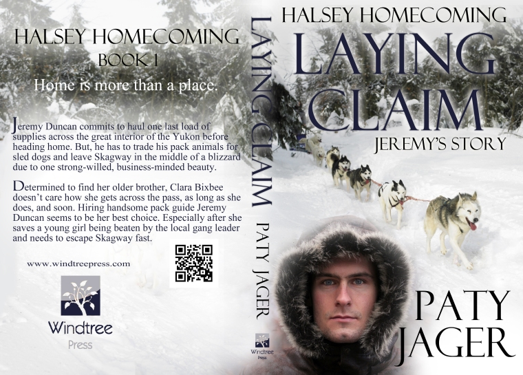 Laying Claim Print Cover