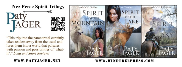 Spirit Bookmark Front