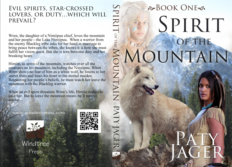 Spirit of the Mountain Print Cover